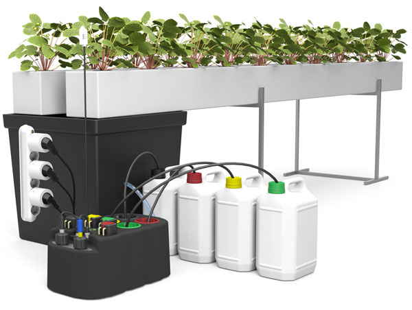 hydroponic system NIDO ONE compatibility
